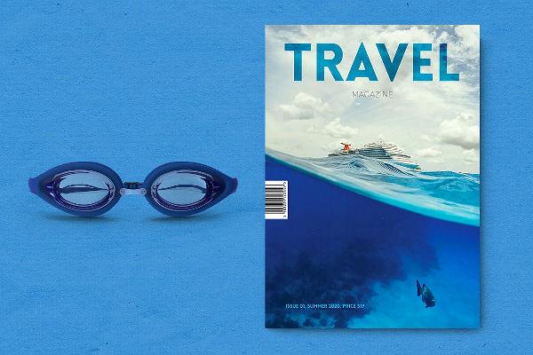 Magazine Template Google Docs Luxury 11 Travel Magazine Templates Free Sample Example