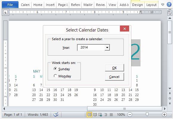 Make A Calendar In Word Best Of How to Easily Create A Family Calendar In Microsoft Word