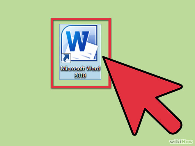 Make A Calender In Word New How to Make A Calendar In Word with Wikihow