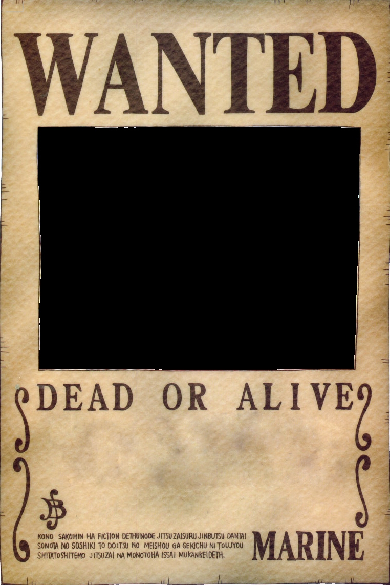 Make A Wanted Poster Awesome User Blog 1nf3rno Making Your Very Own Wanted Poster