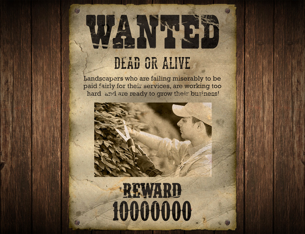 Make A Wanted Poster Best Of Create A Custom Wild West Wanted Poster Fiverr