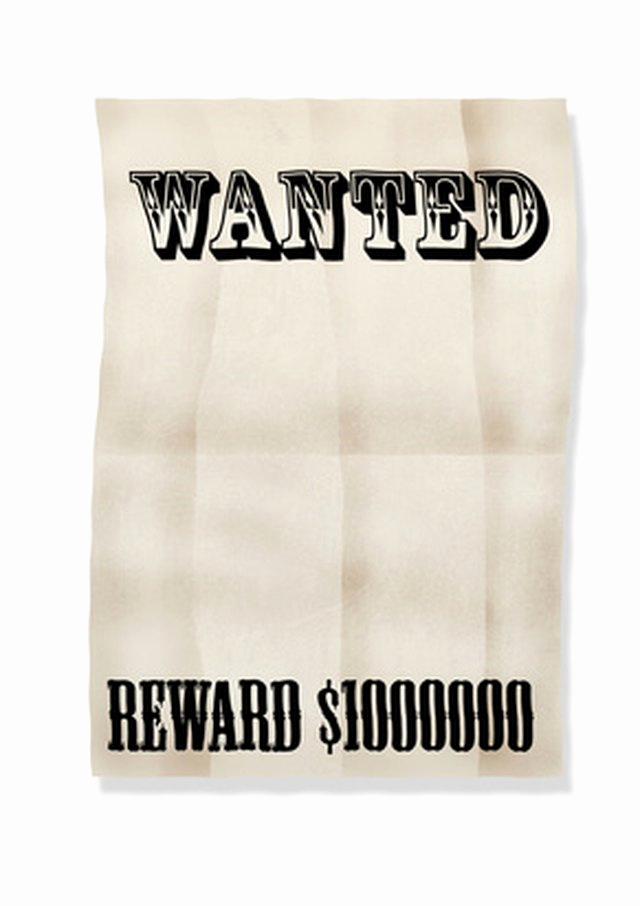 Make A Wanted Poster Best Of How to Create A Most Wanted Poster