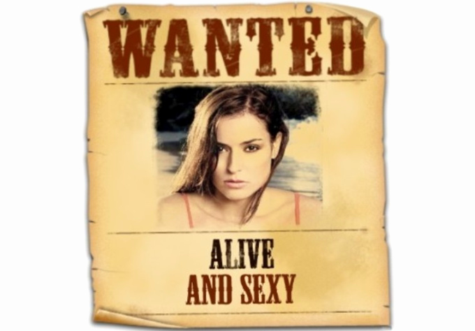 Make A Wanted Poster Elegant Create A Wanted Poster with Your Custom Image and M