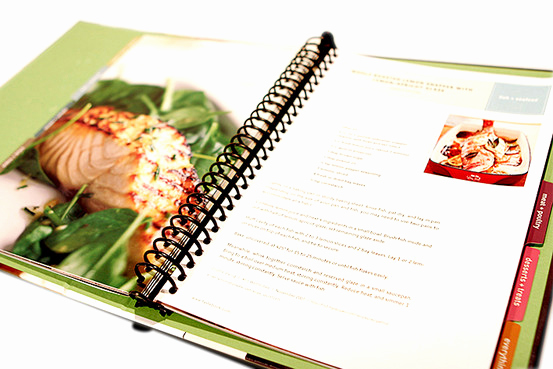 Make Your Own Cookbook Template Best Of Creating Your Own Recipe Book – Cervantes