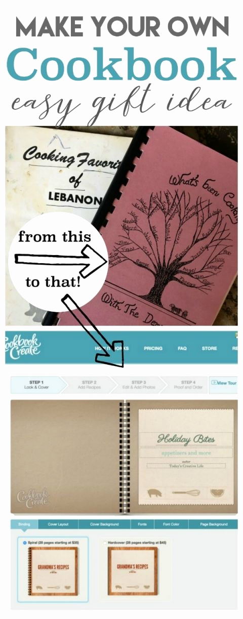 Make Your Own Cookbook Template Elegant 17 Best Ideas About Make Your Own Cookbook On Pinterest
