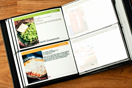 Make Your Own Cookbook Template Lovely Make Your Very Own Recipe Book with Your Own Pictures