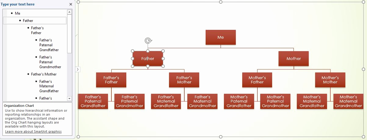 Make Your Own Family Tree New Create Your Own Family Tree with Powerpoint Templates