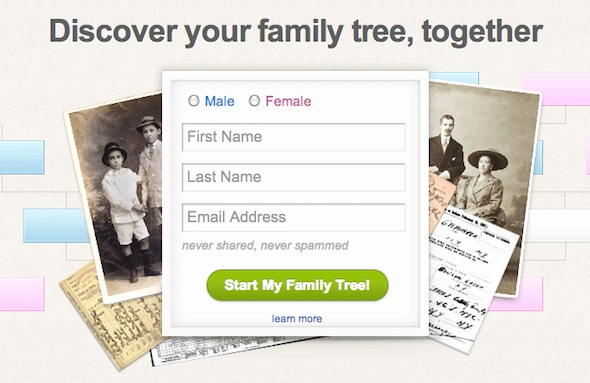 Make Your Own Family Tree Unique Make Your Own Free Family Tree Line Using Geni
