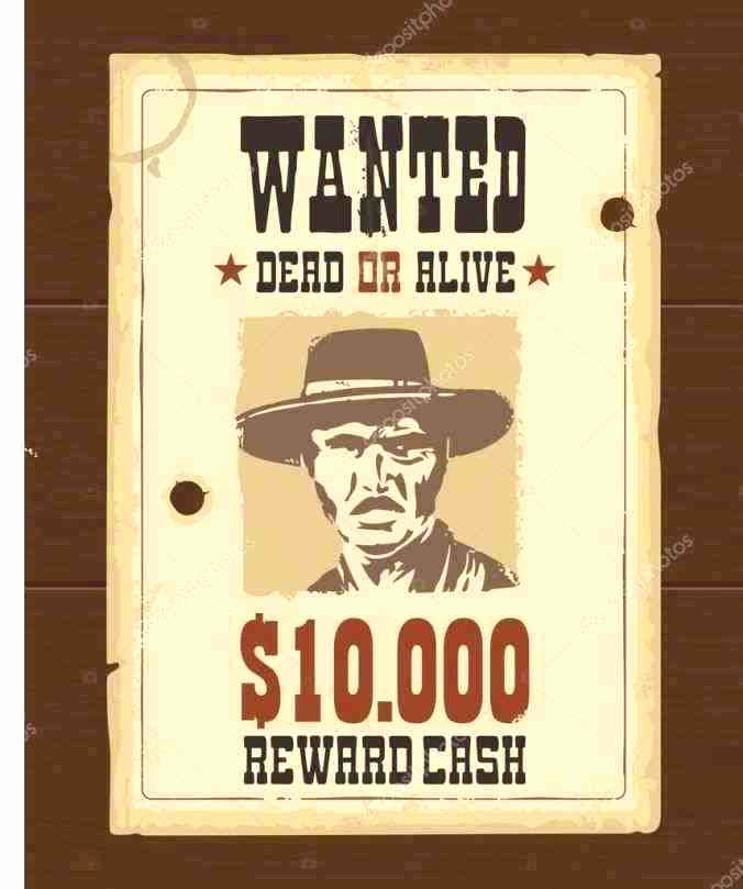Make Your Own Wanted Poster Beautiful Free Wanted Poster Template Make Your Own Fbi Creator