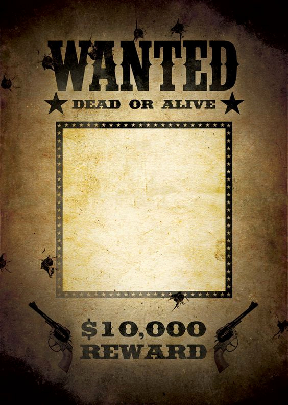 Make Your Own Wanted Poster Best Of 25 Beautiful Poster Templates Ideas On Pinterest