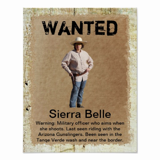 Make Your Own Wanted Poster Elegant Create Your Own Wanted Poster