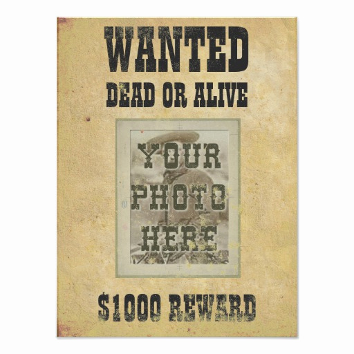 Make Your Own Wanted Poster Elegant Posterazor Make Your Own Poster