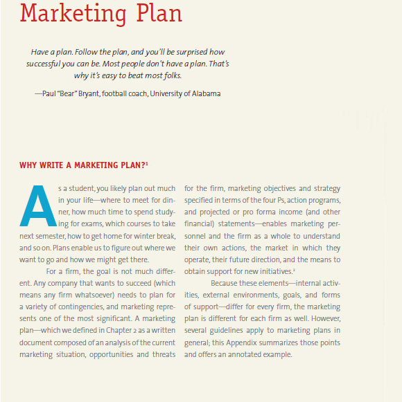 Marketing Plan Template Pdf Best Of Sample Marketing Plan 18 Examples format