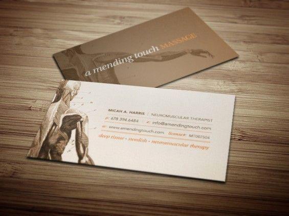 Massage therapist Business Cards Lovely Best 25 Massage Business Ideas On Pinterest
