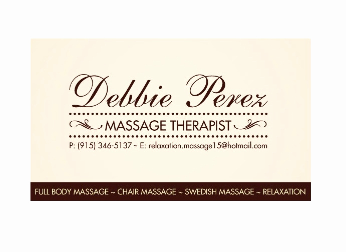 Massage therapist Business Cards Lovely Massage therapist Business Card Samples & Ideas