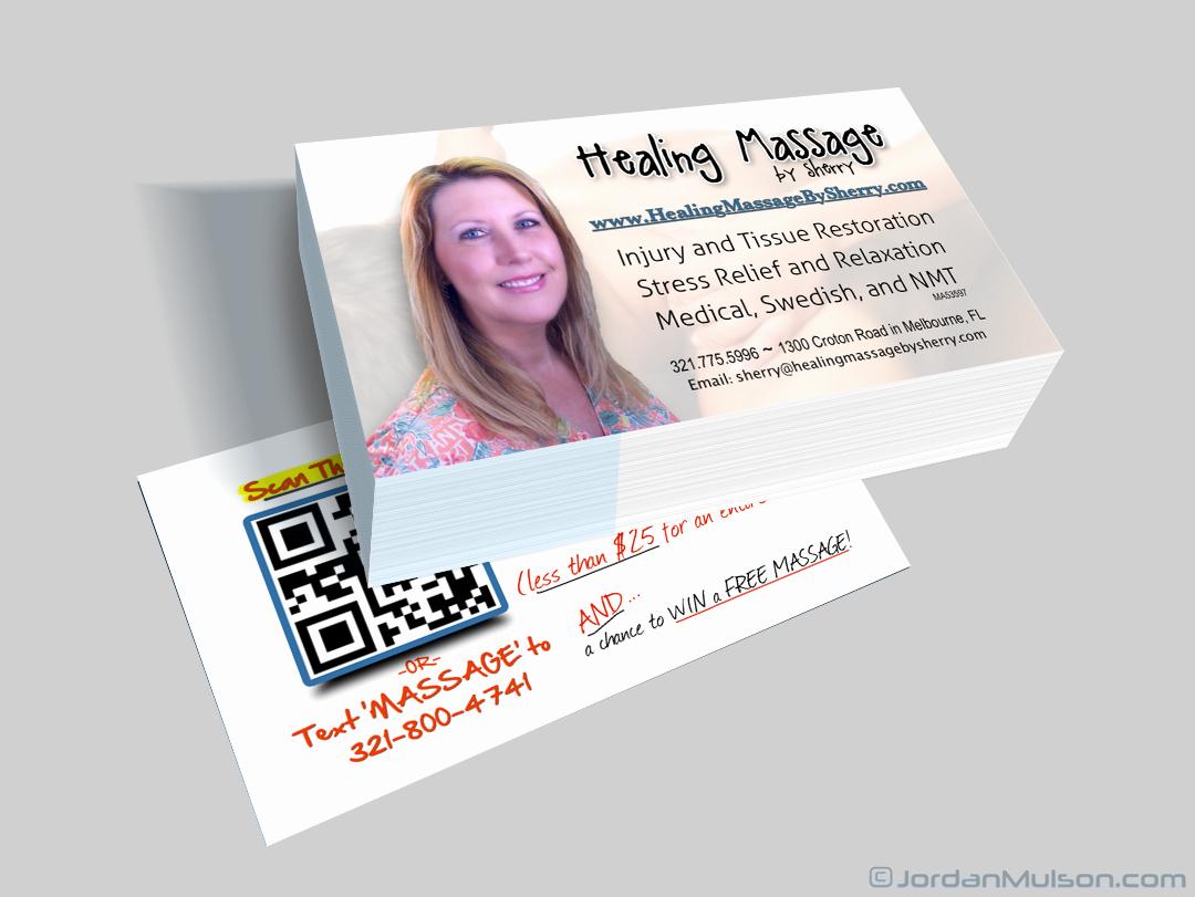 Massage therapist Business Cards Luxury Massage therapist Business Cards