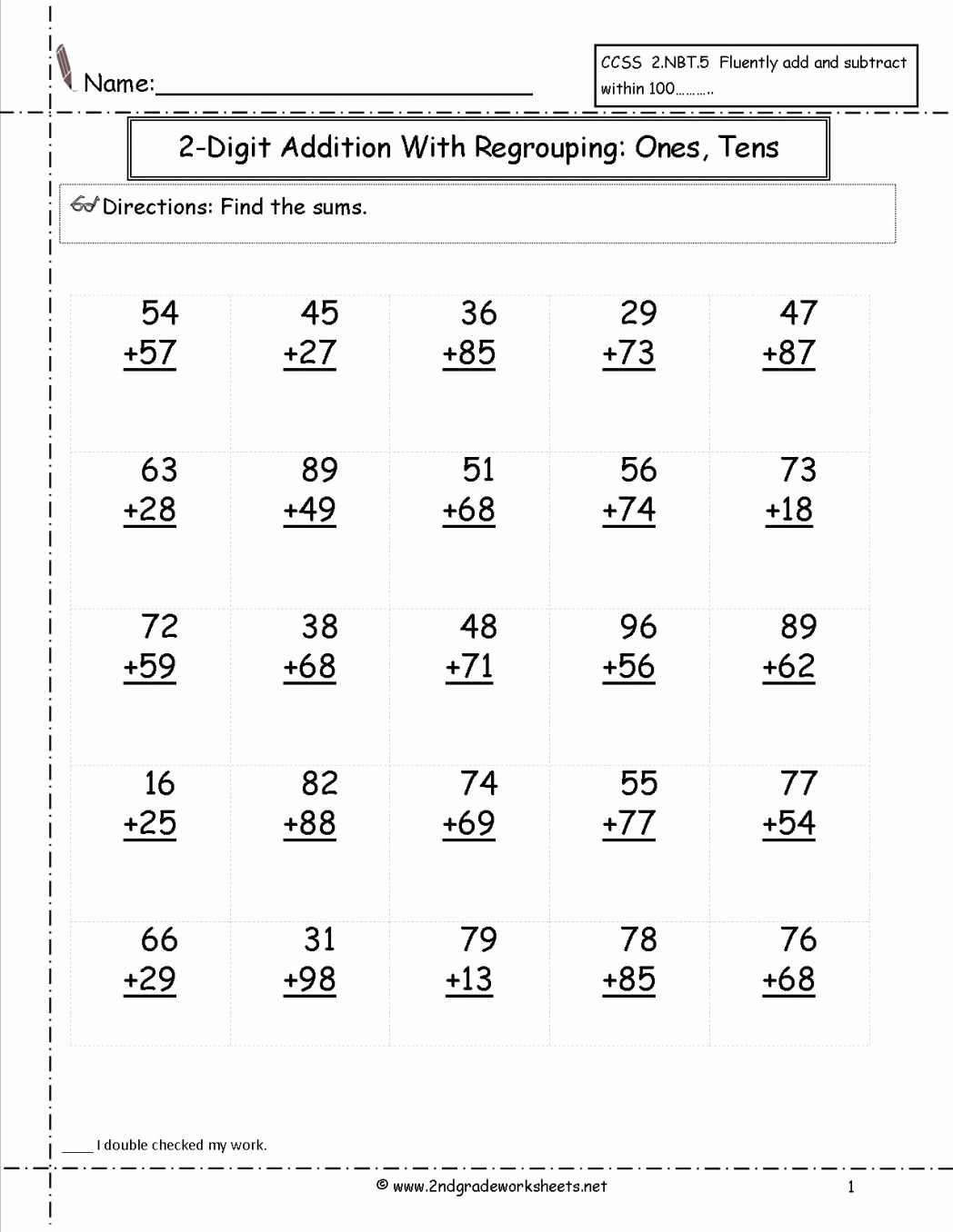 Math Addition and Subtraction Worksheets Lovely Math Addition Worksheets Chapter 1 Worksheet Mogenk