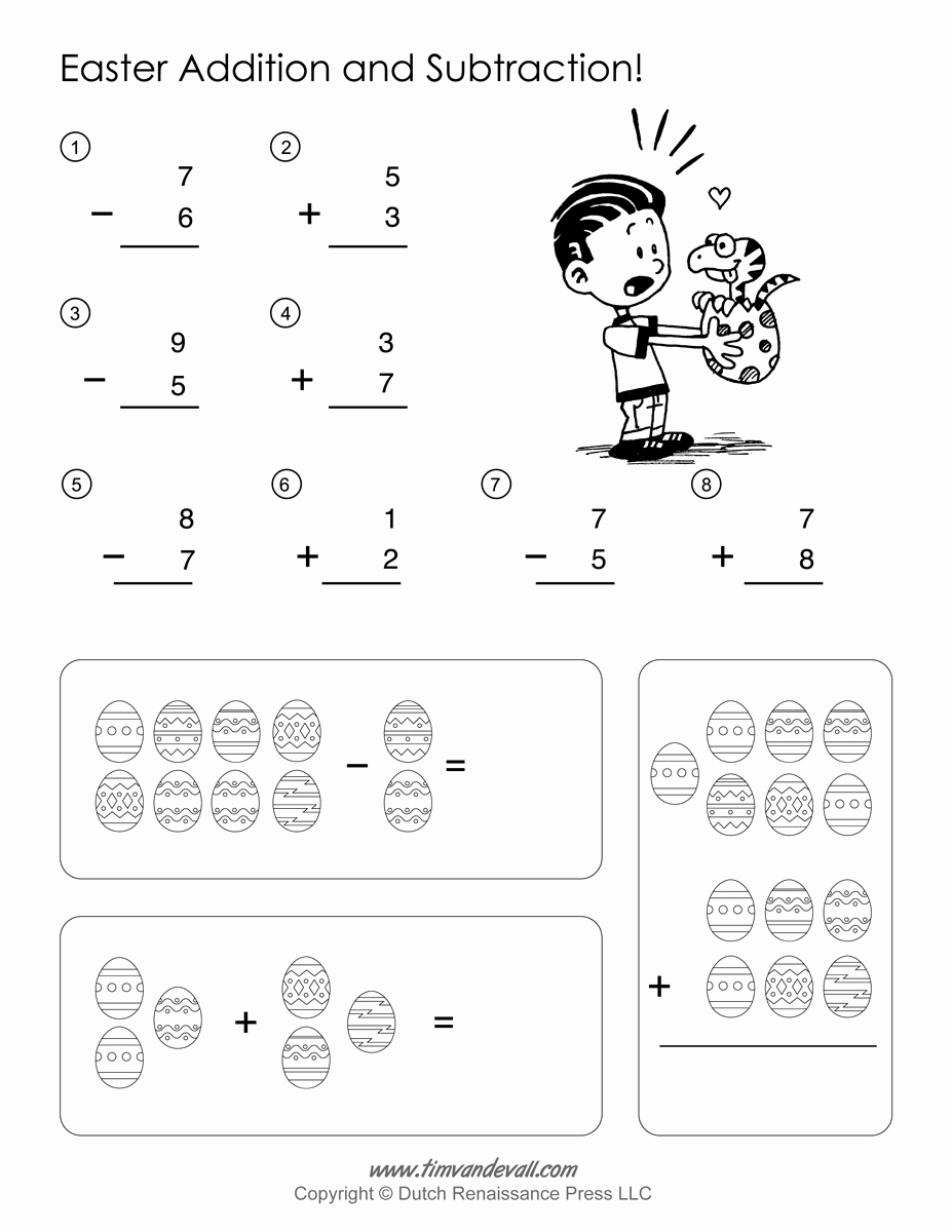 Math Addition and Subtraction Worksheets Unique Math Sheets Printable Worksheet Mogenk Paper Works