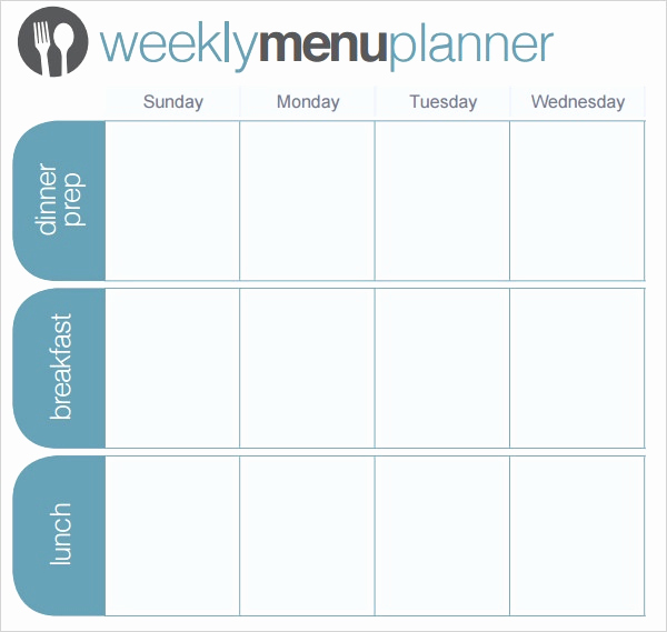 Meal Plan Template Word Awesome Daily Meal Plan Template Word 8 Facts You Never Knew About