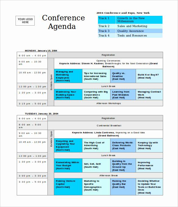 Meeting Agenda Template Word Inspirational 50 Meeting Agenda Templates Pdf Doc