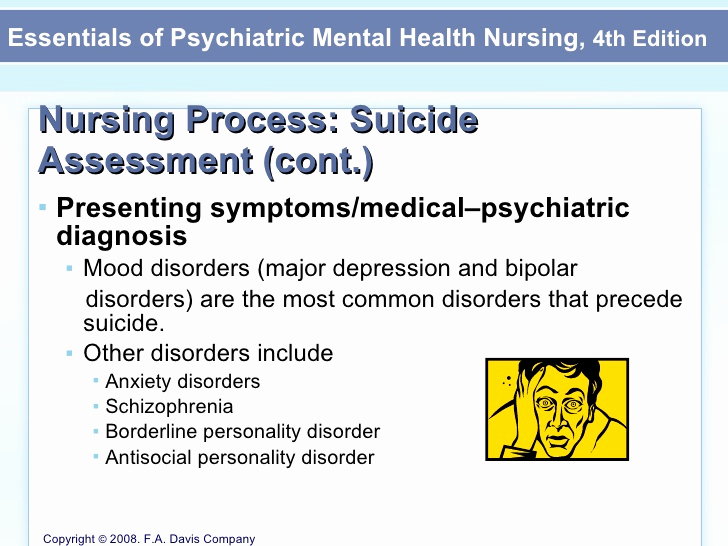 Mental Health Nursing Diagnosis Unique Mood Disorders Mental Health Nursing Chapter 16 Part Ii
