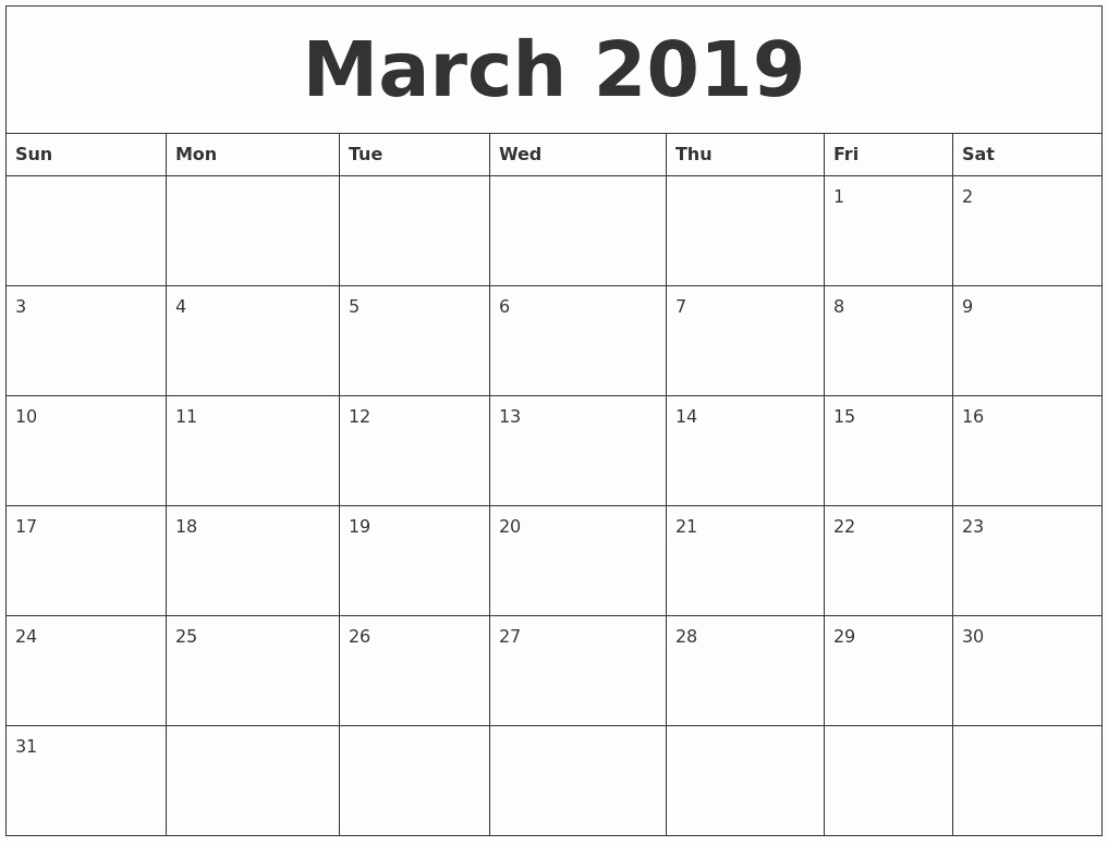 Microsoft Calendar Templates 2019 Unique April 2019 Calendar Word