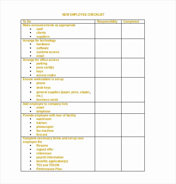 Microsoft Office Check Template Inspirational 34 Word Checklist Templates