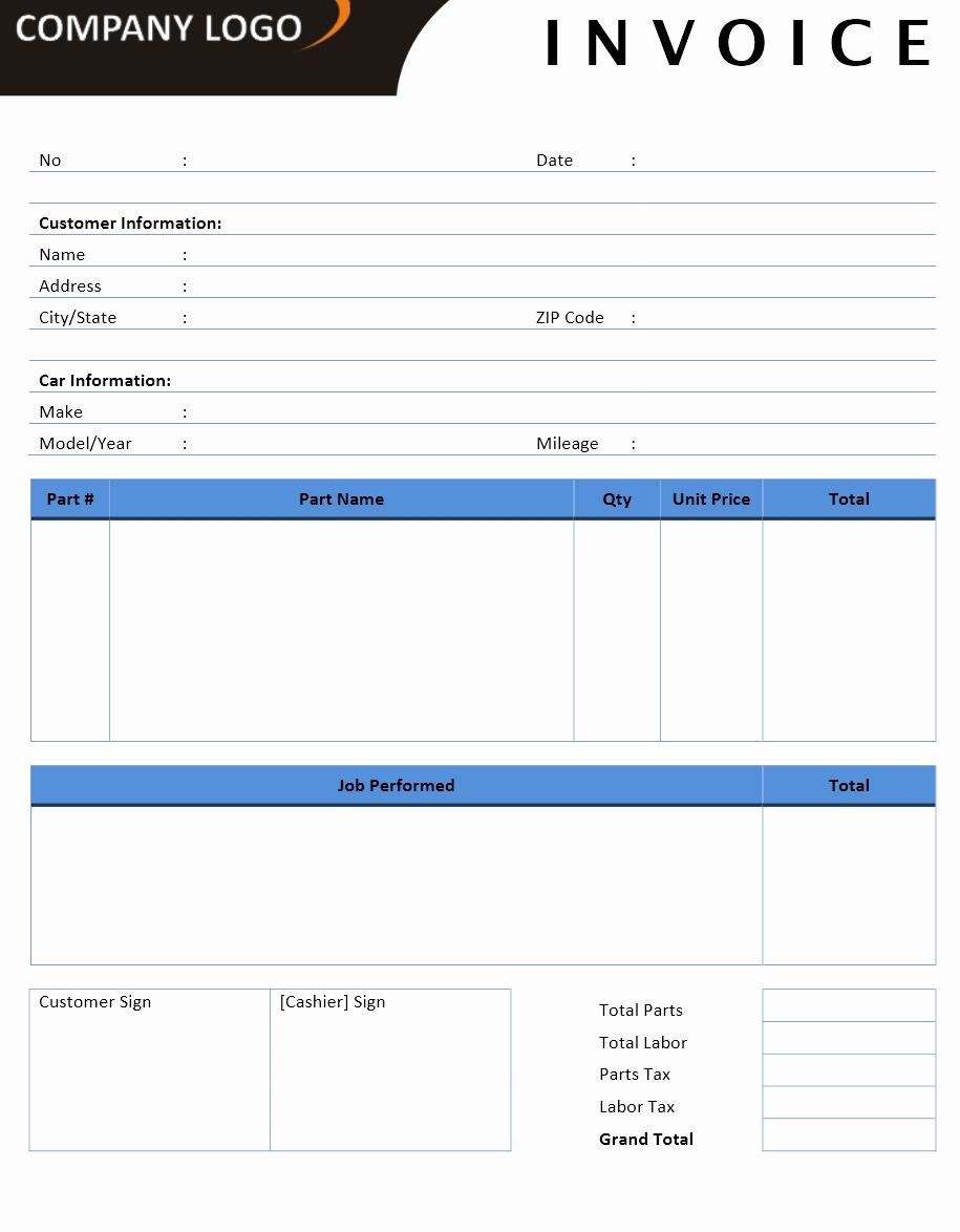 Microsoft Office Invoice Template Beautiful Invoice Templates