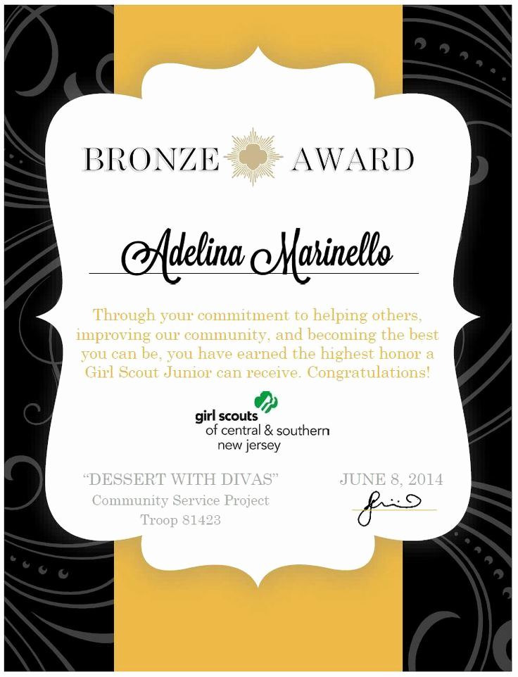 Microsoft Word Certificate Template Luxury Best 25 Award Certificates Ideas On Pinterest