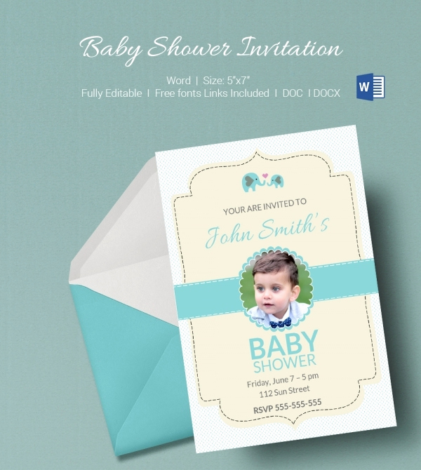 Microsoft Word Invitation Template Best Of 50 Microsoft Invitation Templates Free Samples