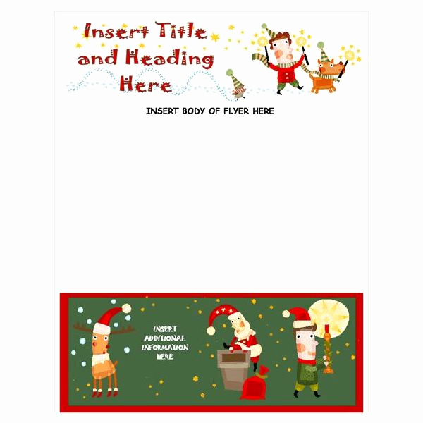 Microsoft Word Letter Template Elegant Guide to Finding A Free Christmas Letter Template