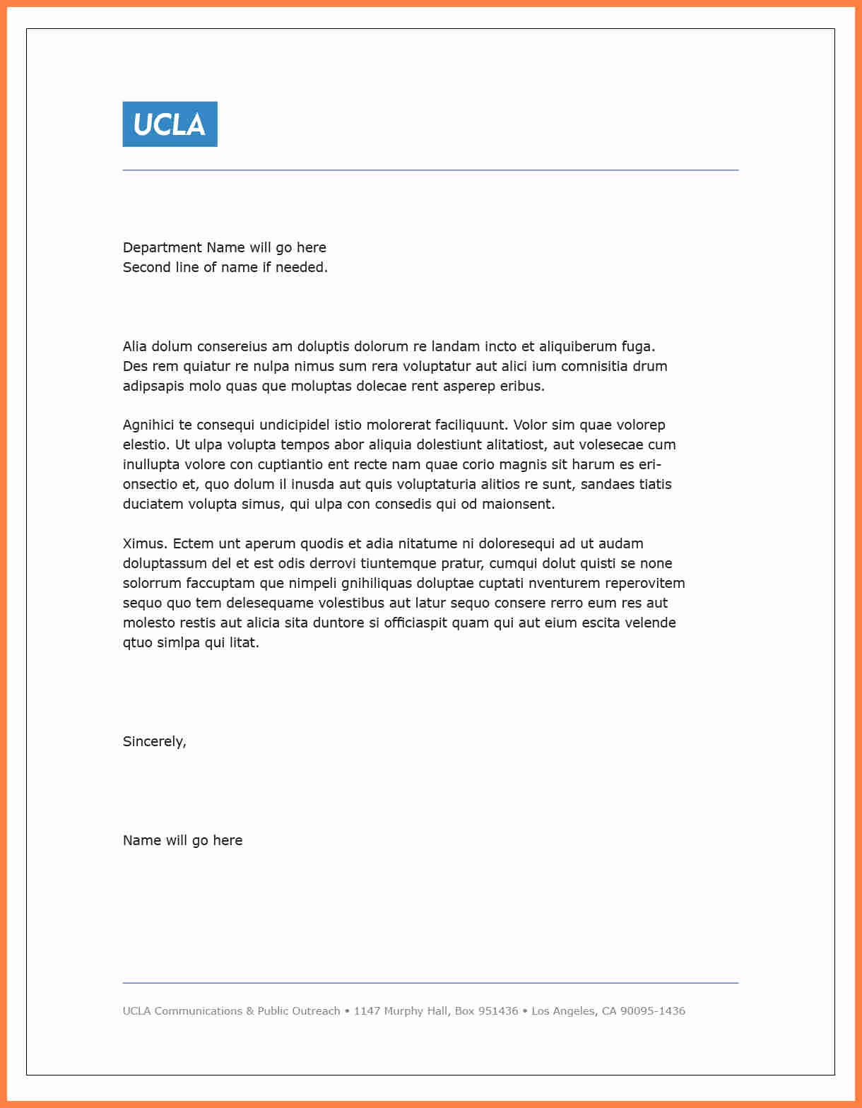 Microsoft Word Letterhead Templates Best Of 6 Letterhead Templates for Word