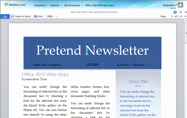 Microsoft Word Newsletter Templates Best Of Word Template Category Page 1 Urlspark