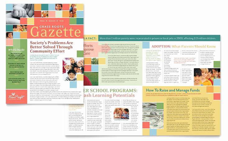 Microsoft Word Newsletter Templates Fresh Microsoft Word 2007 Newsletter Templates