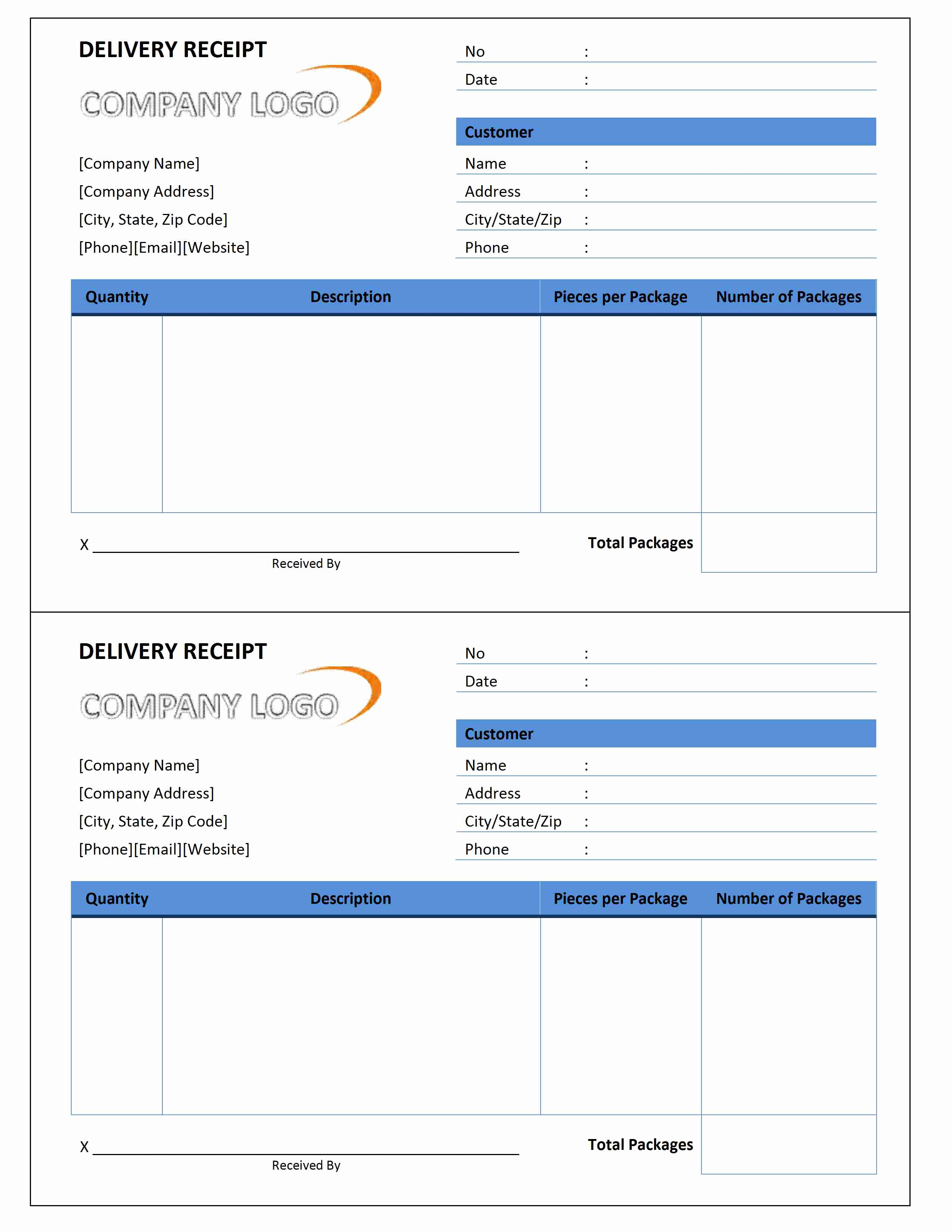 Microsoft Word Receipt Template Lovely top 10 Free Receipt Templates for Microsoft Word