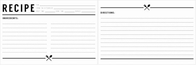 Microsoft Word Recipe Template Best Of Cookbook Templates Create Your Own Recipe Book Word Pdf