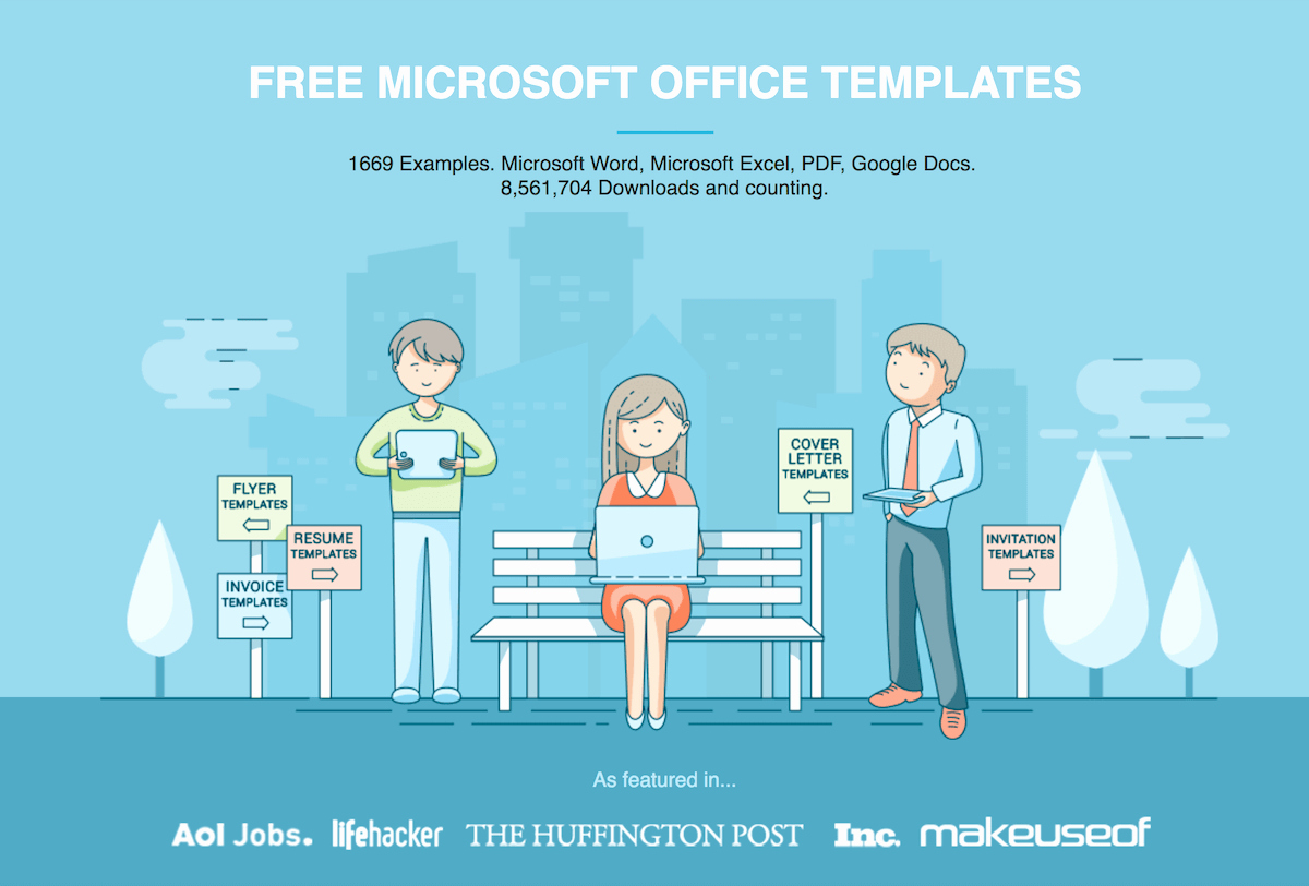 Microsoft Word Template Downloads Elegant Free Microsoft Fice Templates by Hloom