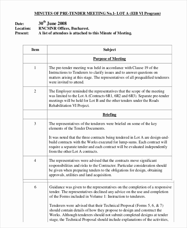Minutes Of Meeting Sample Beautiful 28 Minutes Writing Template Free Sample Example format