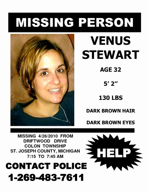 missing persons 2014