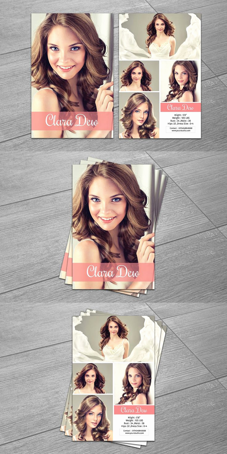 Model Comp Card Template New Best 25 Model P Card Ideas Only On Pinterest