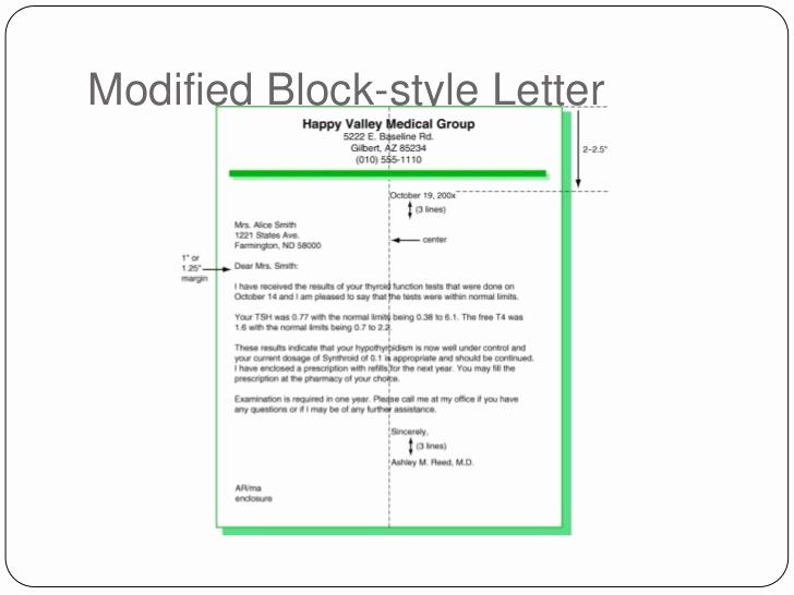 Modified Block Letter format Lovely K Interpersonal Munication