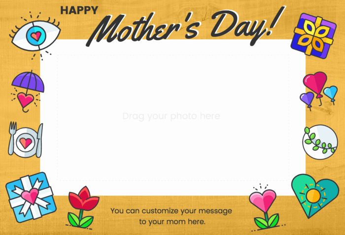 Mothers Day Card Template Best Of 20 Creative Mother S Day Card Templates [plus Design Tips