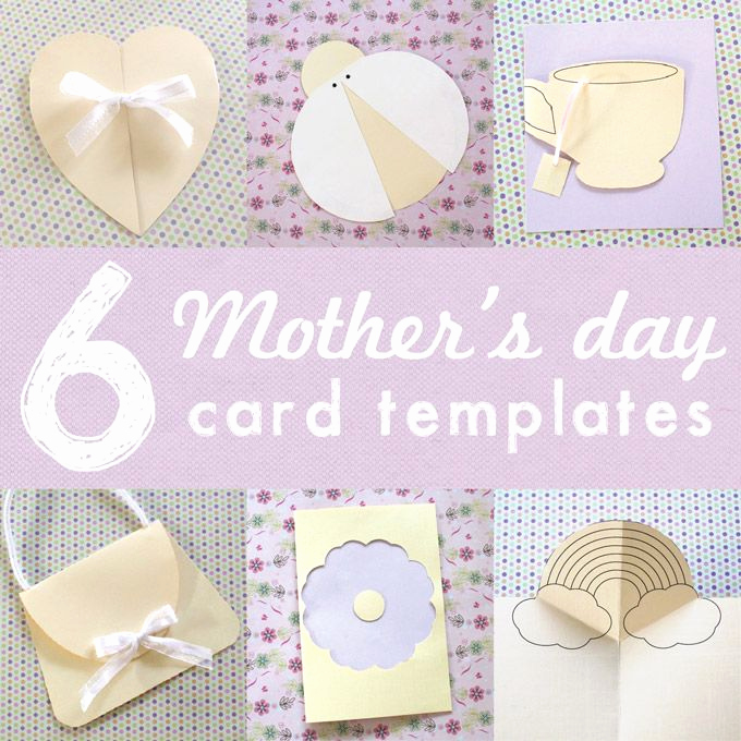 Mothers Day Card Template Fresh 25 Best Ideas About Mother Day Message On Pinterest