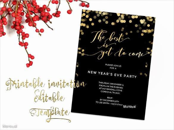 Ms Word Invitation Template New 19 Free Download Holiday Templates Word