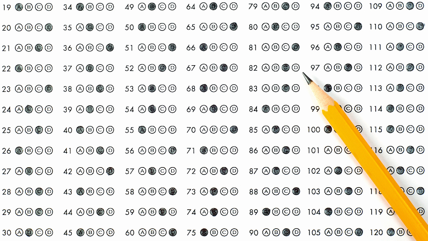Multiple Choice Answer Sheet Lovely 10 Tips for Writing Multiple Choice Exam Questions