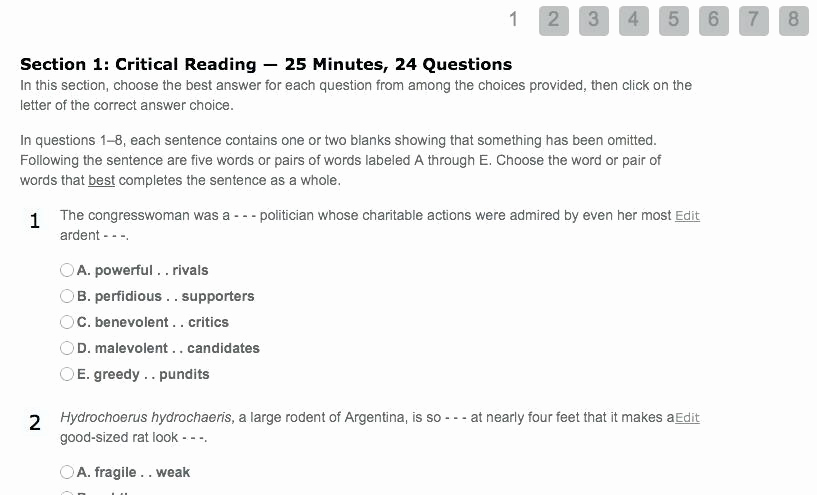 Multiple Choice Test Template Awesome Spelling Test Template