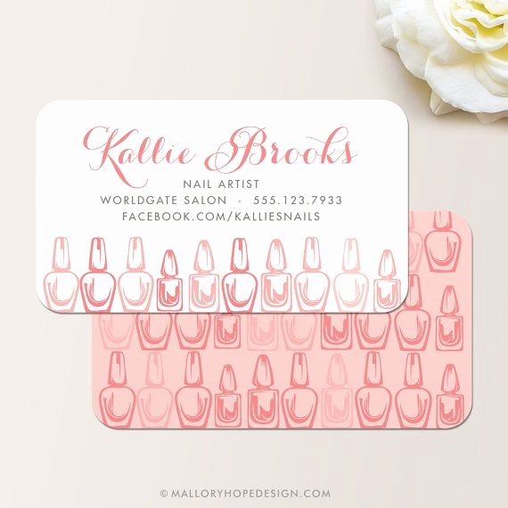 Nail Salon Business Cards Beautiful Best 25 Salon Business Cards Ideas On Pinterest