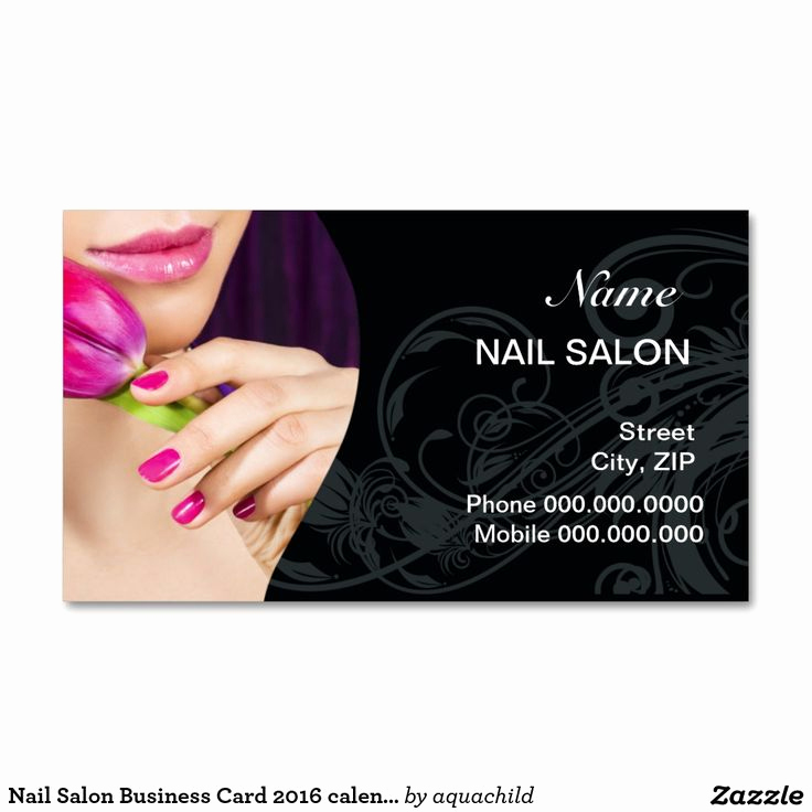 Nail Salon Business Cards Inspirational 63 Best Customized Nail Salon Business Cards Images On