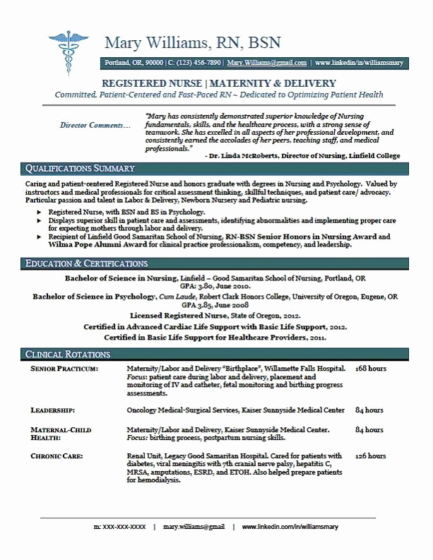 New Graduate Nurse Resume Examples Awesome 17 Best Resume Help Images On Pinterest
