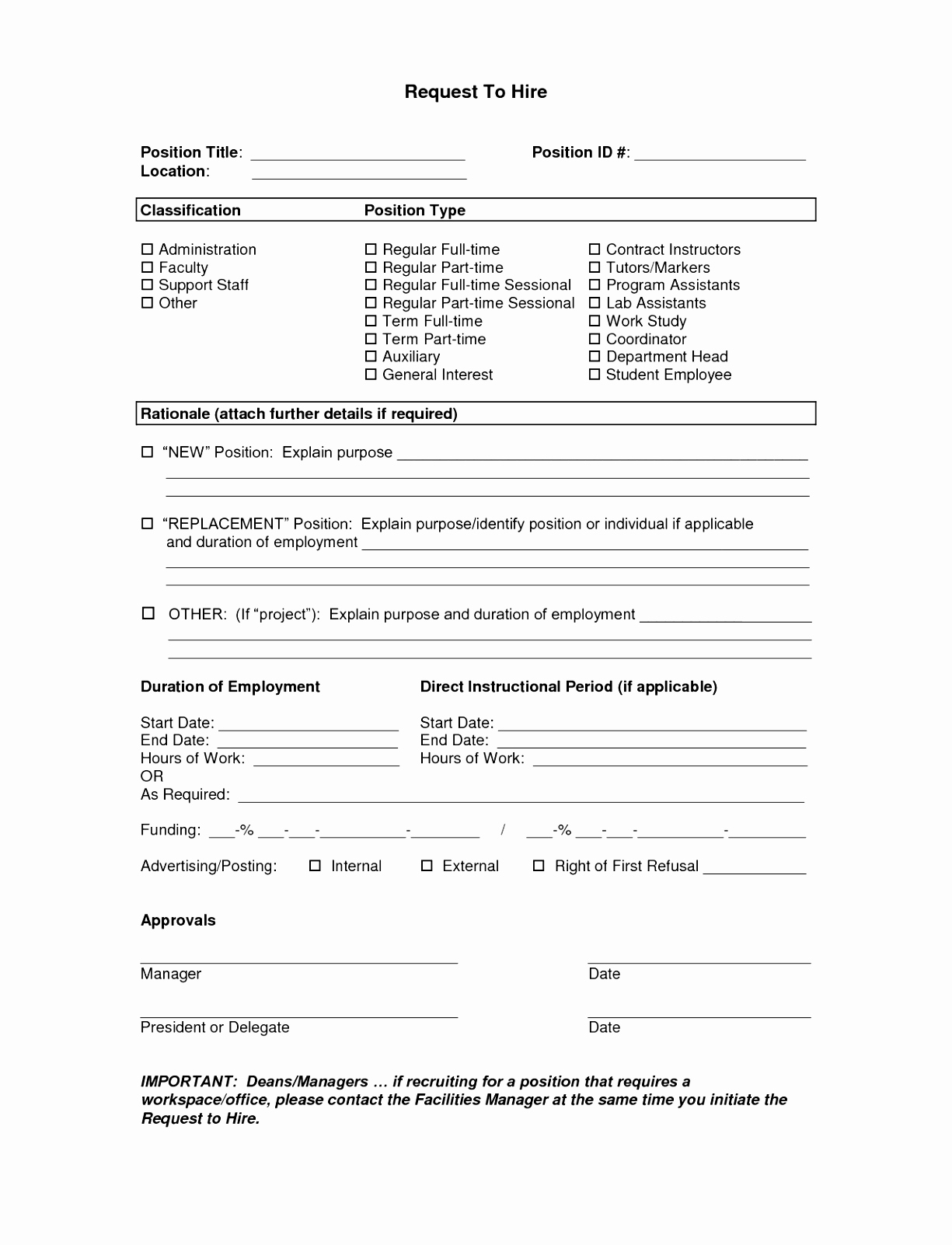 New Hire forms Template Awesome 6 New Hire forms Template Euyru